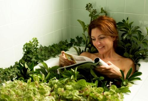 vanni Рецепты лечебных ванн из настоев трав