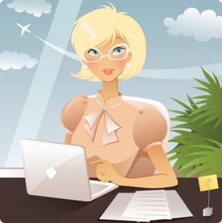 business-woman-makeup Что может понадобится при открытии бизнеса в салоне красоты?