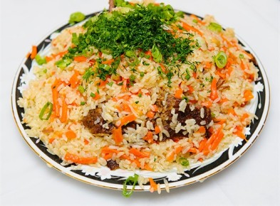 uzbekskij-plov_091025123120_091026192550_F Как приготовить вкусный и полезный азербайджанский плов