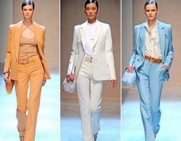 dilovi-kostjumi-2012-16 Модели женских пиджаков - незаменимого предмета одежды деловой женщин