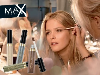 Max-Factor Косметическая линия Макс Фактор на стаже женской красоты