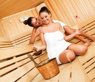 sauna Косметика для бани и сауны: ее польза и вред для здоровья