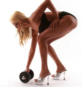 8 Фитнес для здоровья : упражнения для похудения и профилактики