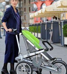 car1 На заметку будущей маме: Гуляем с малышом