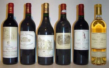 Grands-vins-de-Bordeaux-Medoc-Graves_blogovine.ru_ Вина и их классификации и свойства