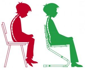 osanka2-300x247 Правильная осанка у детей: полезные советы для родителей