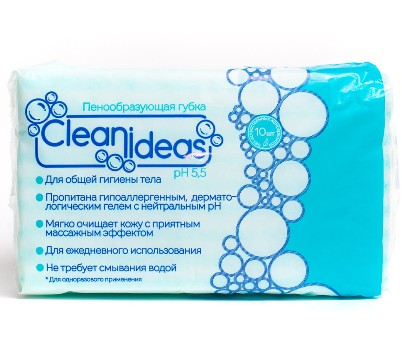 """6767 Губки """"Clean Ideas"""" - незаменимый помощник для ухода за лежачими больными"""