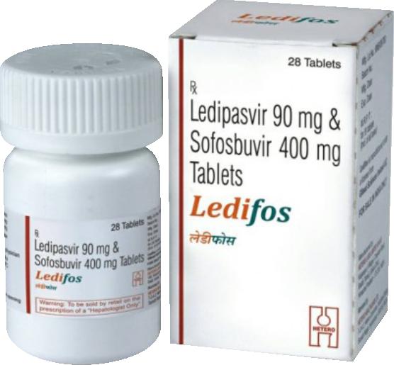 45 Доступное и эффективное лечение гепатита С