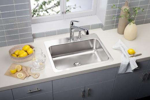 elkay-stainless-steel-sink Вопросы по обустройству кухни